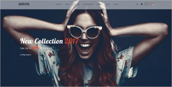 Multipurpose Magento Website Template