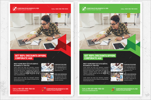 30 Marketing Flyer Templates Free Word Psd Designs
