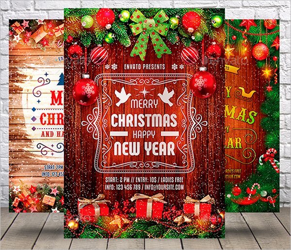 New Year & Christmas Template