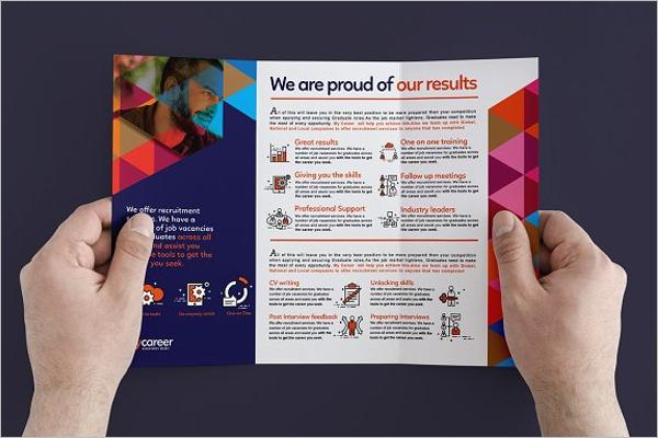 Nursing College Brochure Template