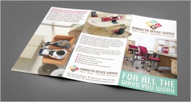 Office Brochure Templates