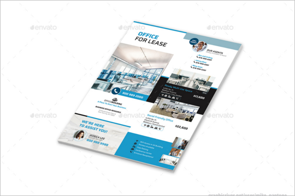 Office Flyer Templates Free Word Design Templates - Leasing flyer templates