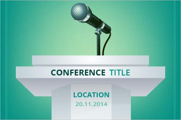 Online Conference Poster Design