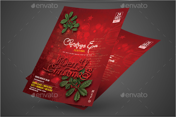 Party Flyer Template Word