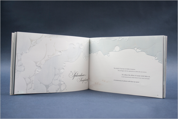 PearlJewelry Brochure Design