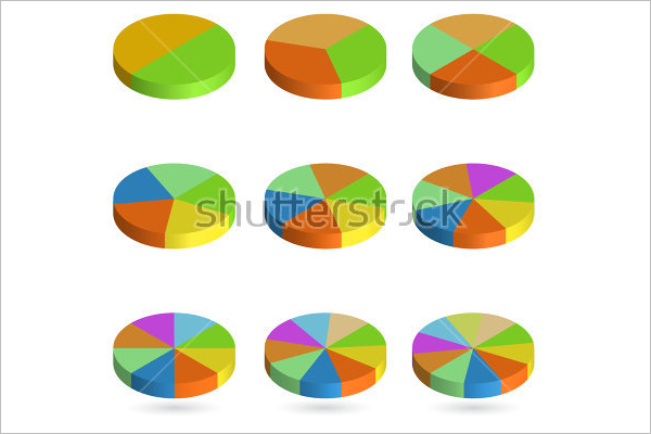Pie Chart Bundle Template