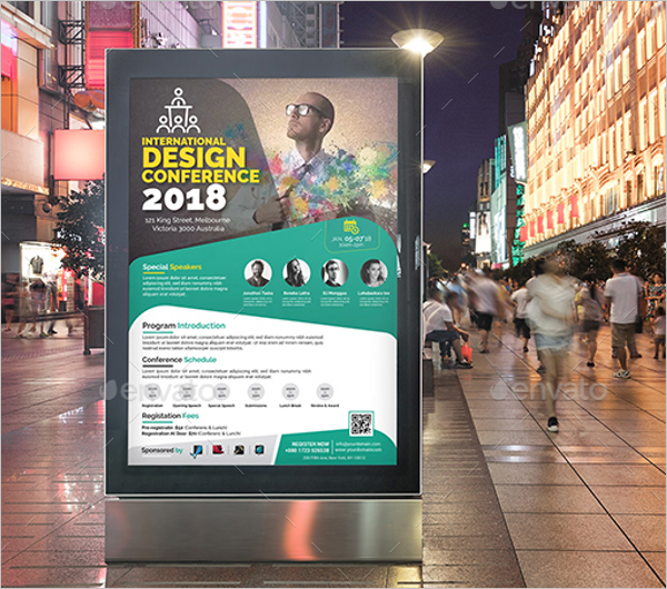 PowerPoint Poster template