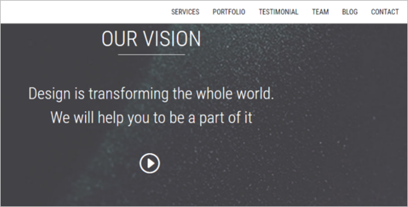 PremiumPersonal Website Template