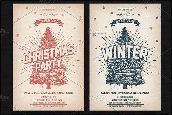 Printable Christmas Eve Party Ideas