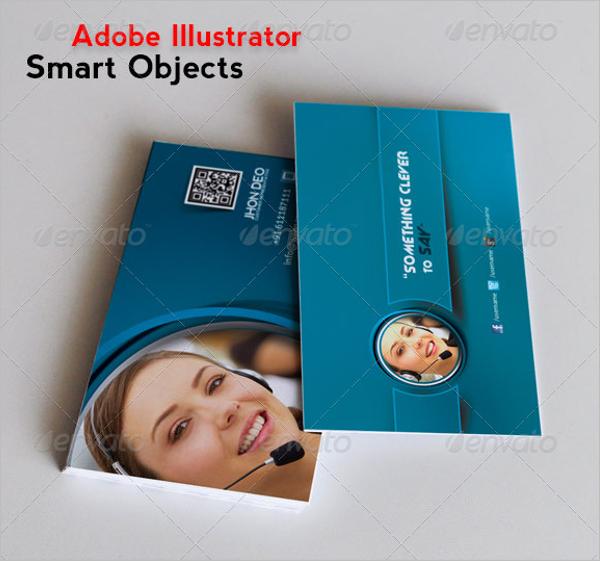 Printable Custom Business Card Design