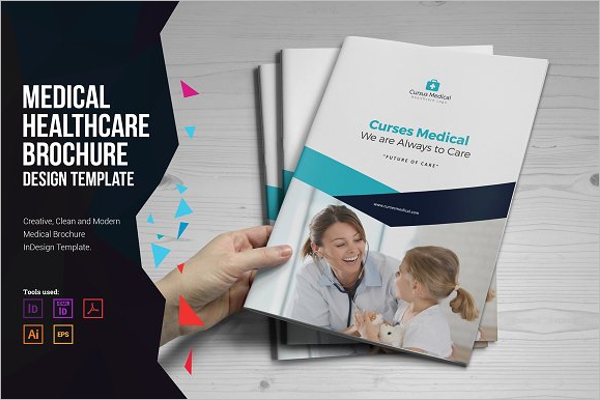 Health Brochure Templates Free PDF Sample Design Ideas - Healthcare brochure templates free download