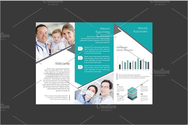 Printable Medical Brochure Template