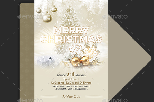 Printable Merry Christmas Template