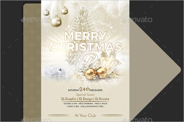 Printable Merry Christmas Template