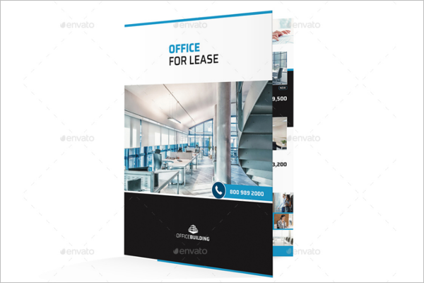 Printable Office Brochure Templates