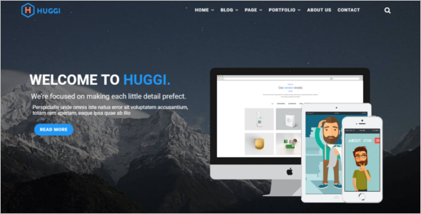 Professional Drupal Template