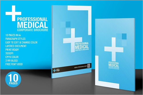 Professional Medical Brochure Design