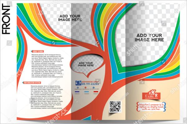 PsdKid's School Brochure Design
