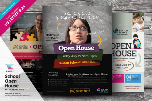 Publisher Academic Poster Template
