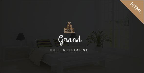 Resort HTML Website Template