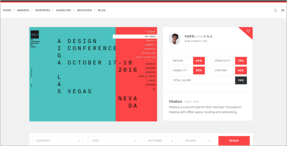 Responsive CSS Template