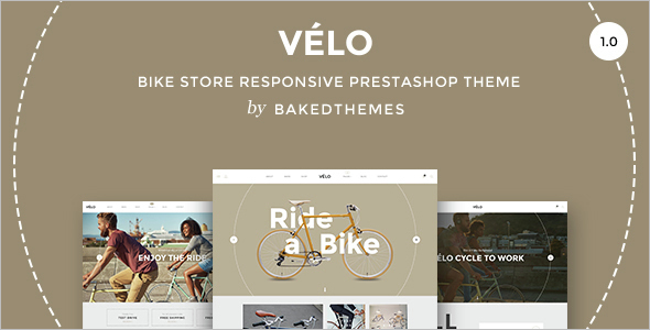 Responsive Vintage Website Template