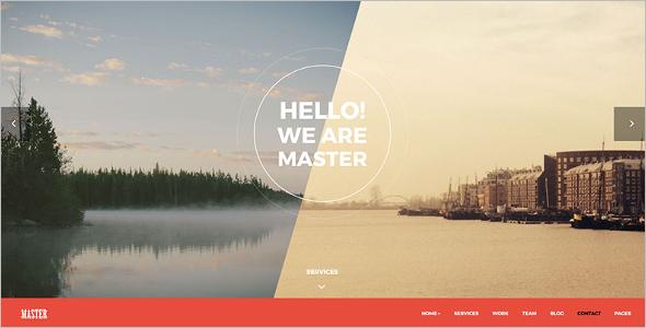 Responsive Web Design Template