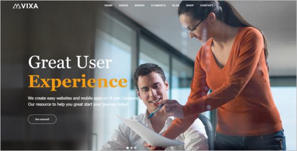 Responsive Website Drupal Theme
