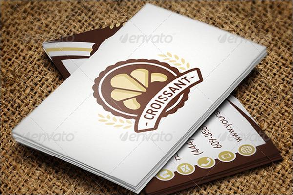 SampleBaker Business Card