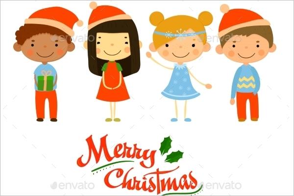 Sample Christmas Elements Vector