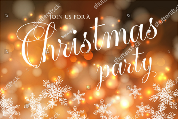 Sample Christmas Party Design