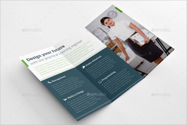 Sample College Brochure Template