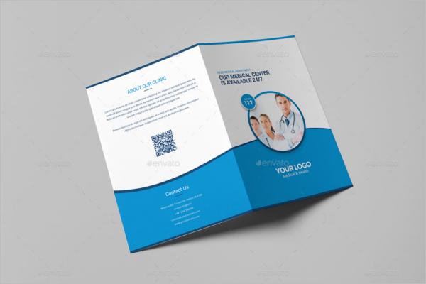 Sample Health Brochure Template