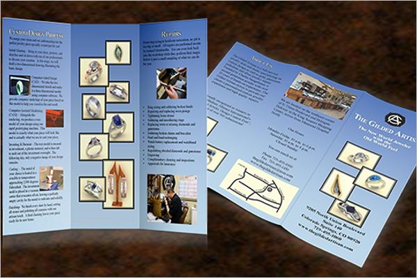SampleJewelry Brochure