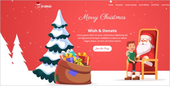 Santa WordPress HTML Theme