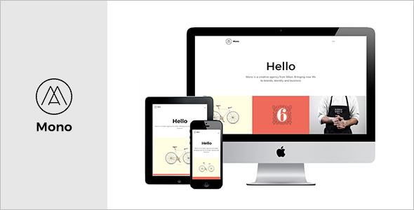Simple Personal Website Template