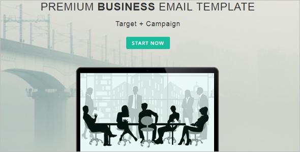 Simple Website Design Template