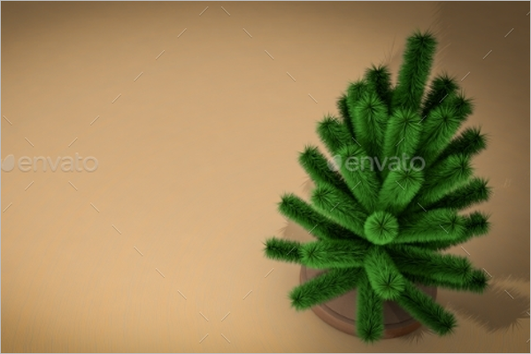 Small Christmas Tree Idea