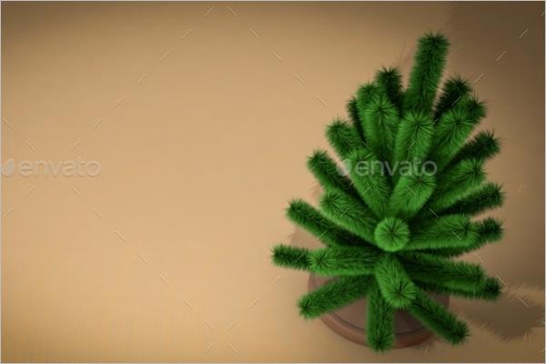 Small Christmas Tree Idea