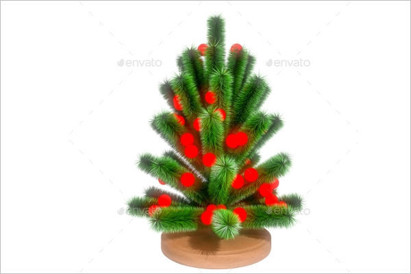 Small Christmas Tree Image