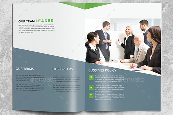 35 company brochure design templates free psd pdf word for Software product brochure template