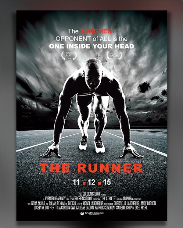 Sport Poster Template