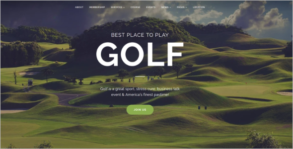Sports Betting Website Template