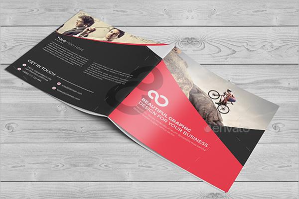 Square College Brochure Design