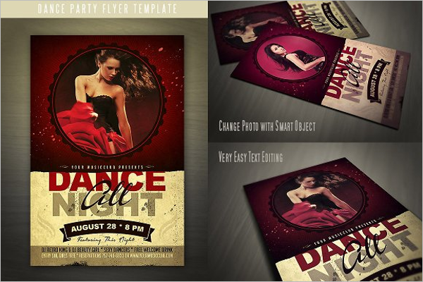 Street Dance Poster Design