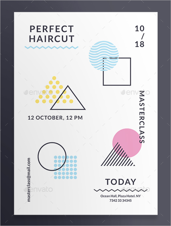 Stylish Poster Template