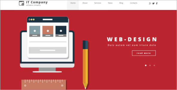 Technology Solution WordPress Theme