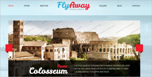 Tour & Tourism Website Template