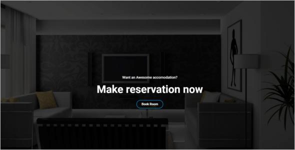 Tourism Website Template Responsive