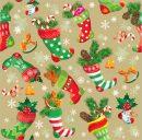 Traditional Christmas Stocking Design